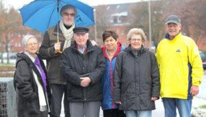 Aktive Mitglieder Forum Mürwik, Flensburg