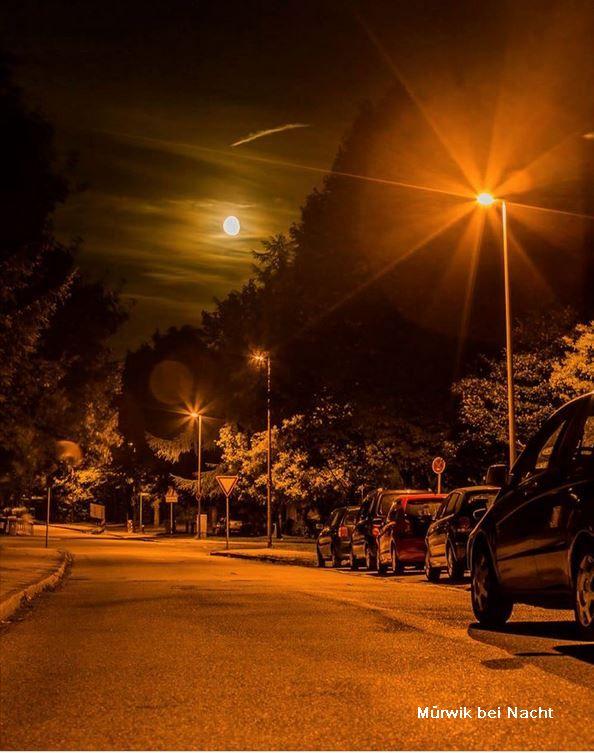 Mürwik bei Nacht